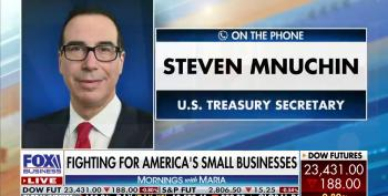 Steve Mnuchin: It's A Great Time To Travel