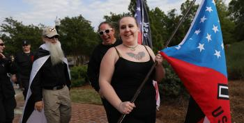 White Supremacists Thrive, Organize And Recruit On Facebook