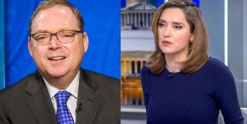 White House Economic Adviser Worries As Virus Spreads In West Wing: 'It's Scary To Go To Work'