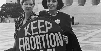 Jane Roe Of Roe V. Wade Was Paid By Right Wing To Say She Was Anti-Choice
