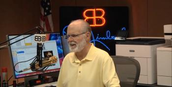 According To Rush Limbaugh, George Floyd Was Killed By Liberalism