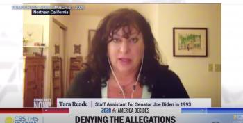 Biden Accuser Tara Reade Is Following The Russian Disinfo Playbook