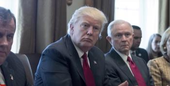 Jeff Sessions Hits Back At Trump On Twitter
