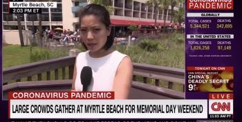 Asian-American CNN Reporter Harassed In South Carolina While Doing Her Job