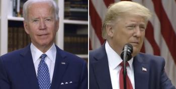 Look Of Leadership: Biden Or Trump?