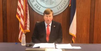 Mississippi Governor Pranked During Virtual Graduation Ceremony