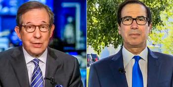 Chris Wallace To Steve Mnuchin: 'Are Your Rosy Predictions Based On Reality Or The November Election?'
