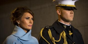 Melania Trump Allegedly Delayed Her Move To DC Until She Got A Better Prenup