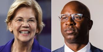 Elizabeth Warren Endorses Primary Challenger Jamaal Bowman In NY-16