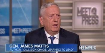 James Mattis Denounces Trump