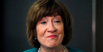 Susan Collins Blasted Again For Her Brett Kavanaugh Vote
