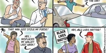 Which Lives Matter?