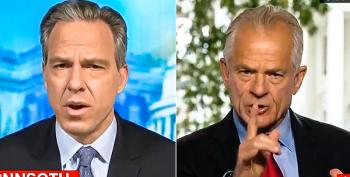 Peter Navarro Gaslights CNN With Bigotry: 'That Virus Was A Product Of The Chinese Communist Party'