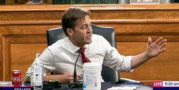 GOP Senator Ben Sasse Calls 'Bullshit' On Lindsey Graham's 'Obamagate' Hearing