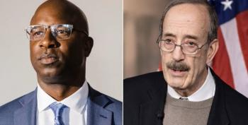 Jamaal Bowman Poised To Knock Out Eliot Engel