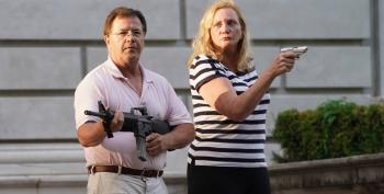 'Ken & Karen' Draw Their Guns At Crowd Heading To St. Louis Mayor's Home