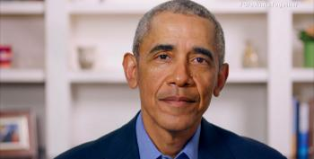 President Obama Holds Town Hall On Police Violence