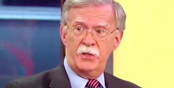 DOJ Sues John Bolton To Stop Publication Of His Book