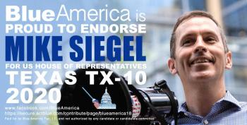 Racism? In Texas? Here's Why Mike Siegel Will Never Stop Fighting It