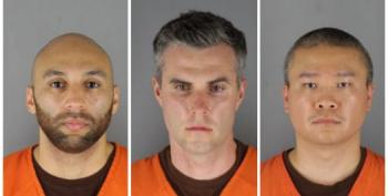 Bail Set For 3 MN Cops Charged In George Floyd Death