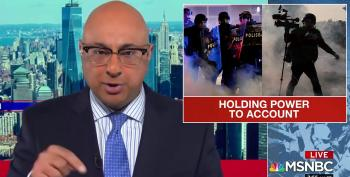 Ali Velshi Calls Out Police For Attacks On Journalists