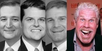 Twitter Brawl:  Three Republicans Versus... Ron Perlman?