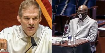 Jim Jordan Promises 'Justice' To George Floyd's Brother, Then Attacks Police Reform Proposals