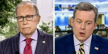 Fox News Hits Larry Kudlow Over Promise Of 'No Second Wave' Of Coronavirus