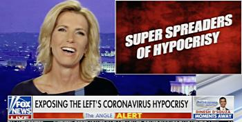 Laura Ingraham Smears Dr. Fauci As Part Of 'The Medical Deep State'