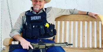 Arizona Sheriff Who Refused To Enforce Lockdown Now Has COVID-19