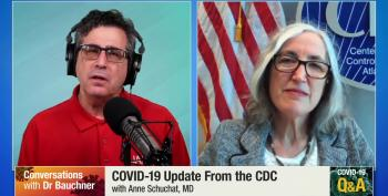 CDC Official: U.S. Has 'Way Too Much Virus' To Get It Under Control