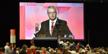 Texas Republicans Have In-Person Convention, But Leaders Will Speak Via Video UPDATED: NOW CANCELLED