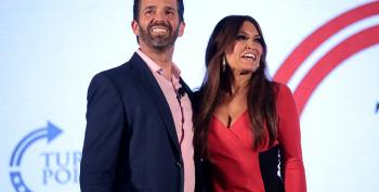 Kimberly Guilfoyle Has COVID-19, But Donald Trump Jr Tests Negative