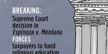 SCOTUS Delivers 'Seismic Shock' Ruling On Religious Schools