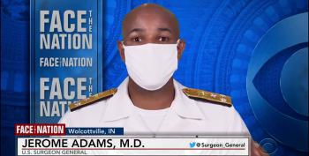Surgeon General Defends Mask Attacks: 'Once Upon A Time We Prescribed Cigarettes For Asthmatics'