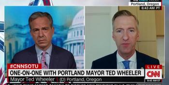 Portland Mayor: Trump Administration's Use Of Federal Troops Is Escalating Violence
