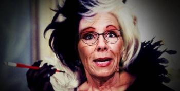 Betsy DeVos Is A Monster, Part Infinity
