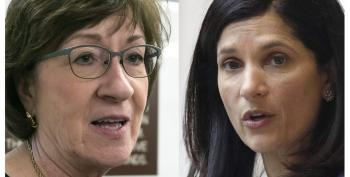 Sara Gideon Raises More Than Twice The Money That Susan Collins Did In Second Quarter