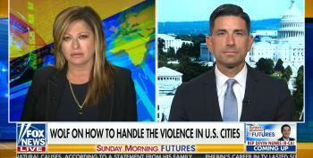 Fox's Bartiromo Asks Why DHS Can't 'Just Arrest The Leadership In Portland?'