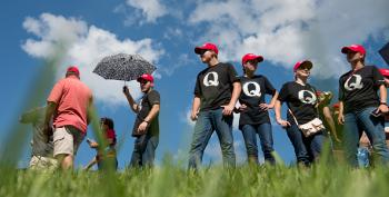 The QAnon Cult Threatens To Consume What's Left Of The GOP