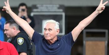 BREAKING: Donald 'Law And Order' Trump Commutes Roger Stone's Sentence