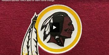 Washington Redskins Organization Announces It Will Change Team Name