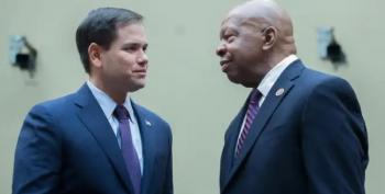 Marco Rubio Honors John Lewis With A Tweet Featuring Elijah Cummings
