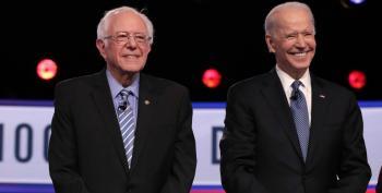 Biden-Sanders Panels Unveil Progressive Policy Blueprint