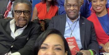 Herman Cain Hospitalized With COVID-19 After Attending Trump's Tulsa Rally