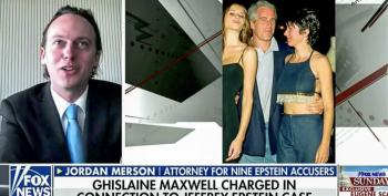 Fox News Conveniently Edits Donald Trump Out Of Jeffrey Epstein Photo — But Not Melania