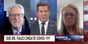 Sinclair's Eric Bolling Gives 'Plandemic' Conspiracy Theorists Platform To Attack Dr. Fauci
