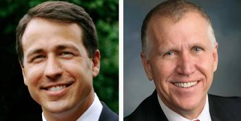 Cal Cunningham Raises Record Amount In North Carolina Against Thom Tillis