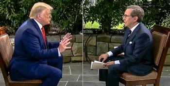 'I Have To See': Trump Tells Chris Wallace He May Not Accept Election Results