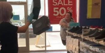 'Shoebox Karen' Assaults Store Employee